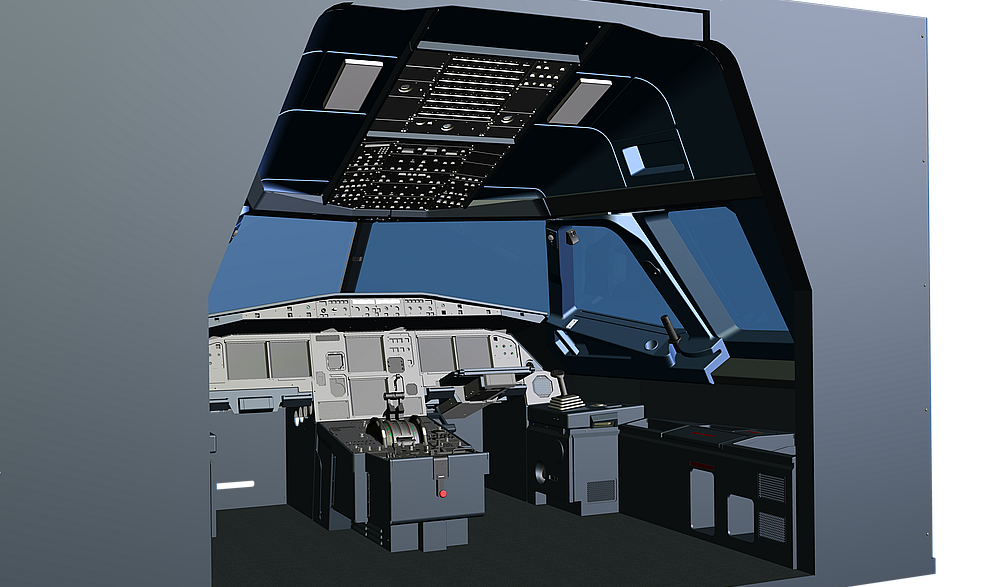 A320 Flight Simulator | How to plan your own home cockpit
