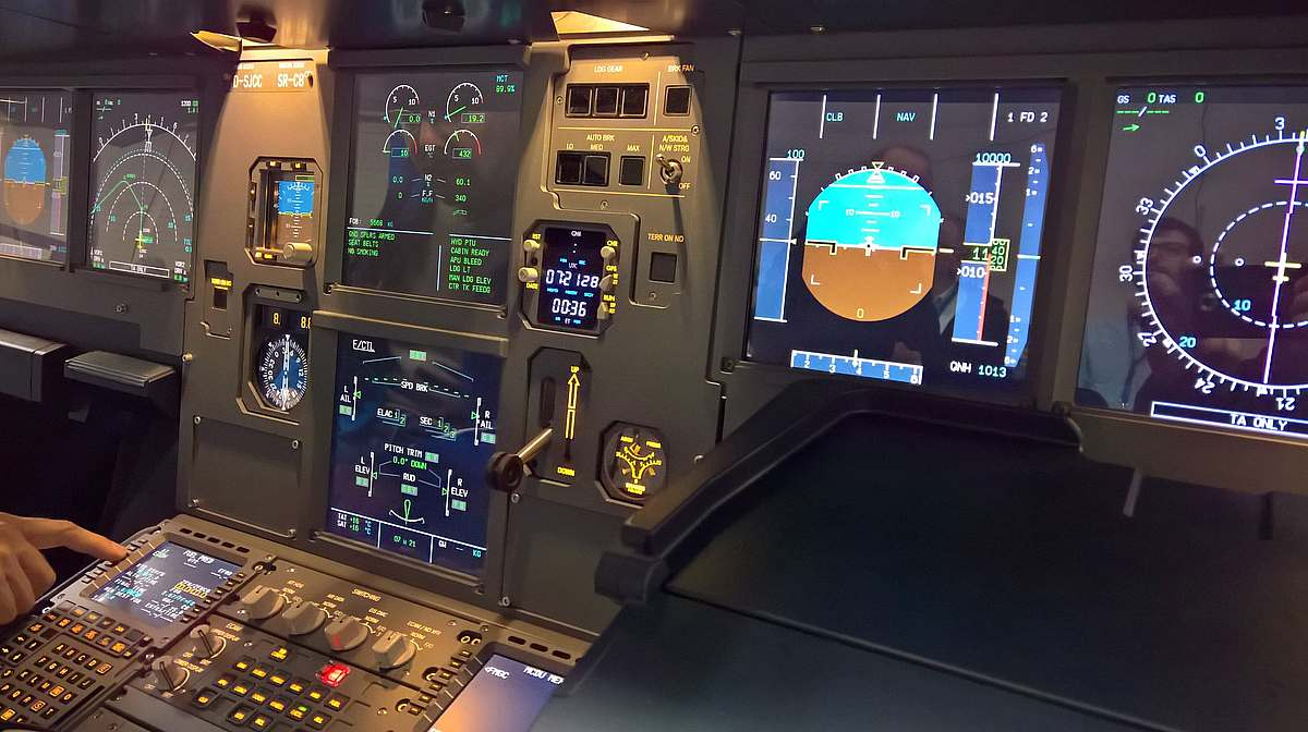 Blog for A320 flight simulator enthusiasts - VIER IM POTT - Results