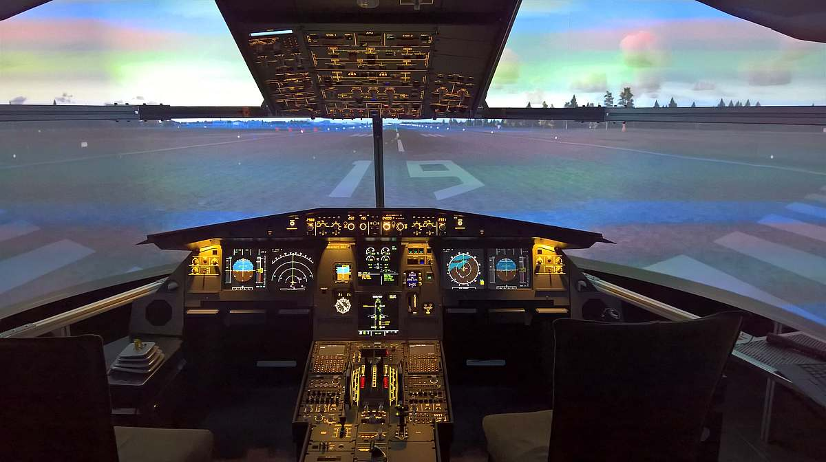 Blog for A320 flight simulator enthusiasts - VIER IM POTT - Results