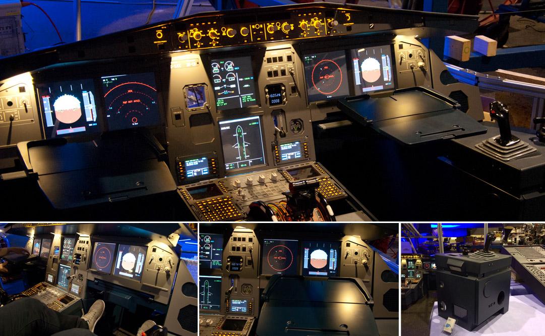 A320 PREMIUM SHELL Flight Simulator